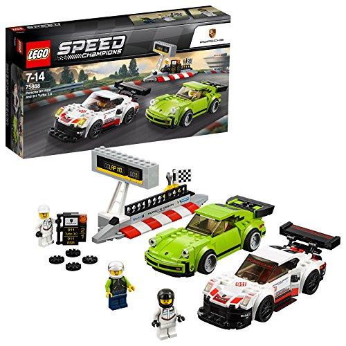 Lego Porsche 911 y 911 turbo solo 22.5€