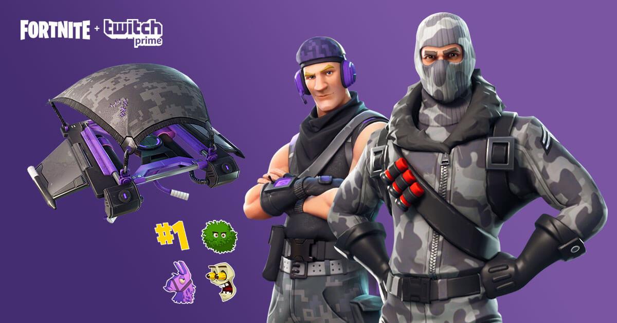 Pack para jugadores de Fortnite
