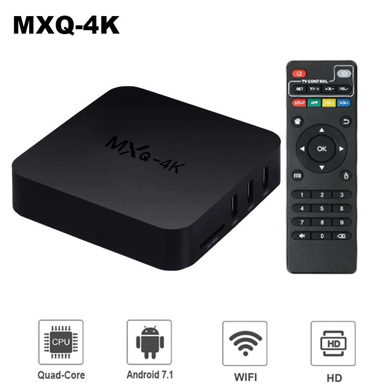 MXQ-4K Android TV BOX - 1GB/8GB (A partir  del dia 15 usando el cupón)
