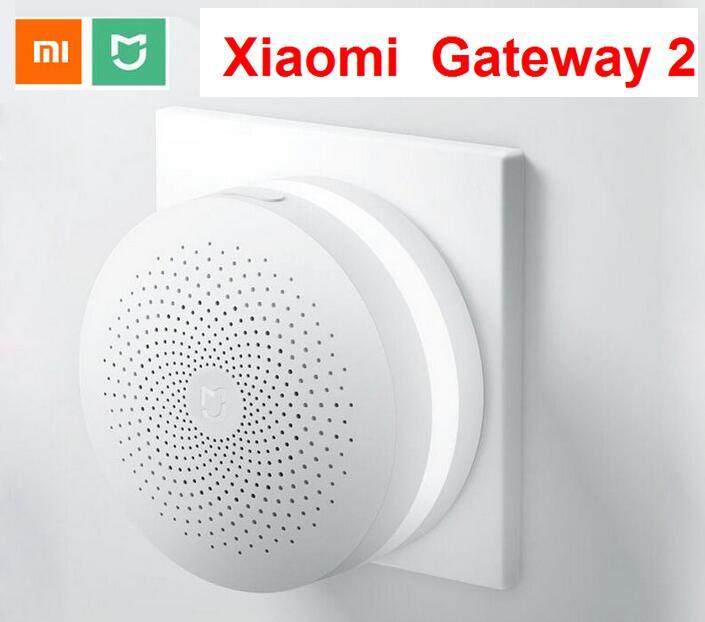Xiaomi Mijia Gateway 2 - Alarma inteligente - (A partir  del dia 15 usando el cupón)
