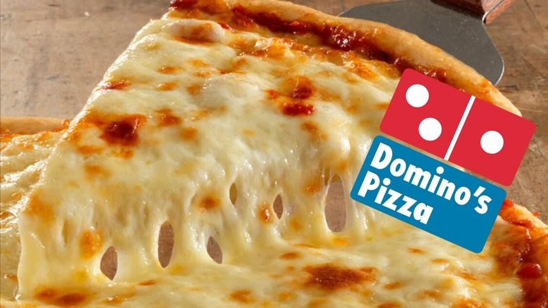 DOMINOS PIZZA: Del 1 al 31 de Agosto pizza mediana para recoger