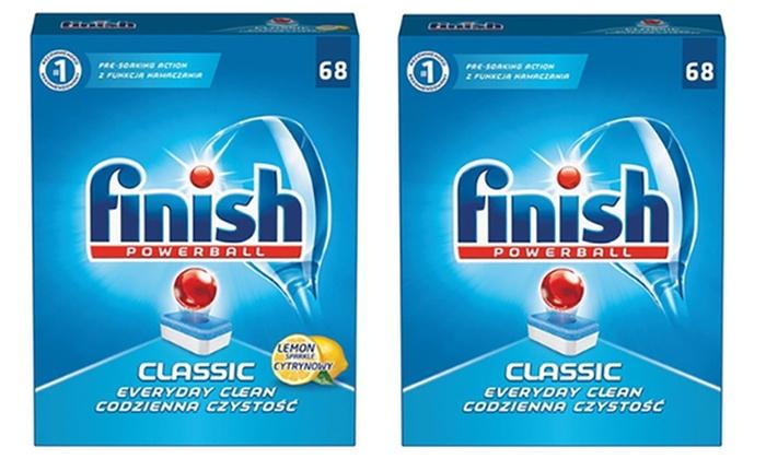 340 pastillas Finish Powerball classic o lemon