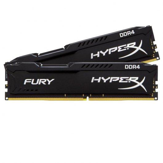 Kingston HyperX Fury DDR4 2666 PC4-21300 16GB 2X8GB CL16