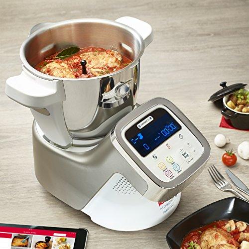 -100€ robot de cocina Moulinex Amazon