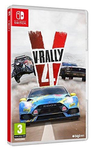 V-Rally - Edición Estándar - Nintendo Switch
