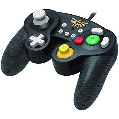Mando USB de estilo de GameCube HORI Battle Pad