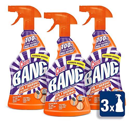 Cillit Bang Limpiador Spray Antical - 750 Ml (Pack de 3)