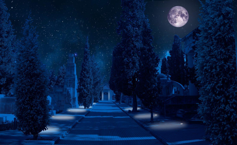 MADRID (Cementerio de la Almudena): Visitas nocturnas teatralizadas (GRATIS)