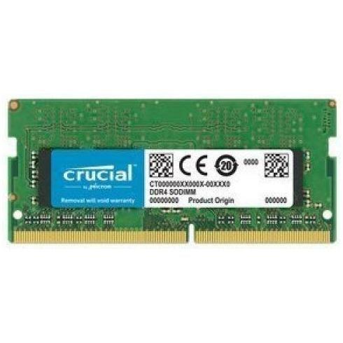 Crucial 8GB 2666MHz - SoDIMM DDR4