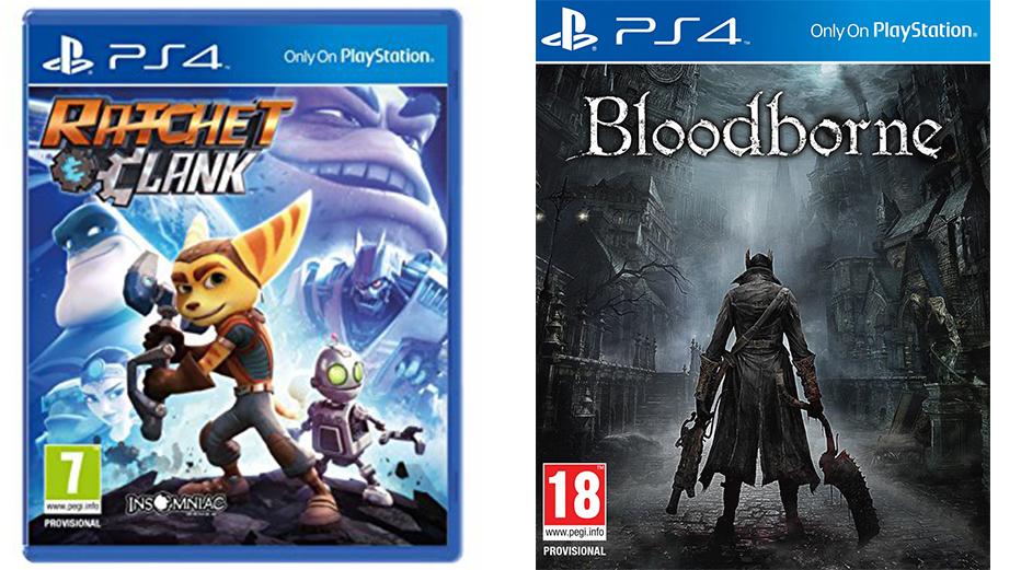 Ratchet & Clank y Bloodborne gratis con PSN este mes
