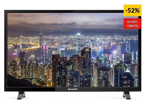 "SHARP LED 40"" FullHD SmartTV"
