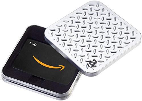 Estuches gratis al comprar tarjetas regalo Amazon