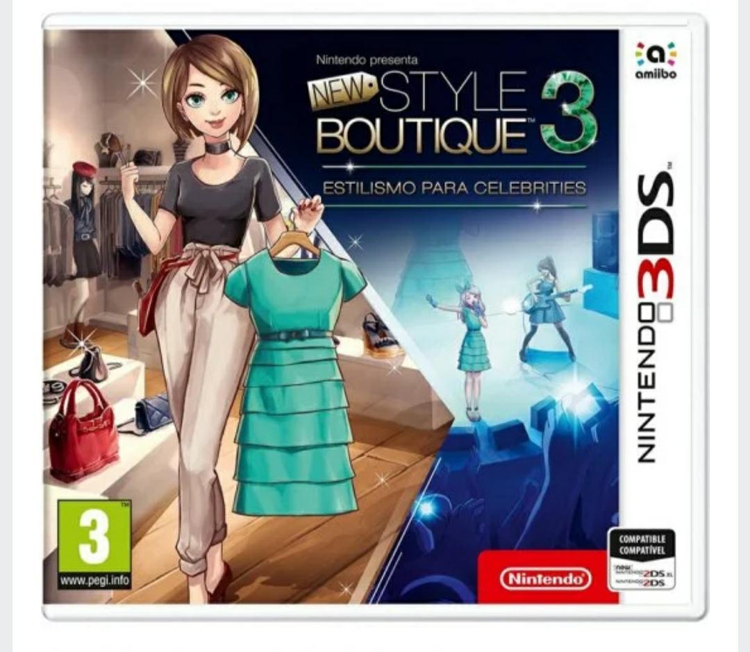 Style boutique 3 para Nintendo 3ds