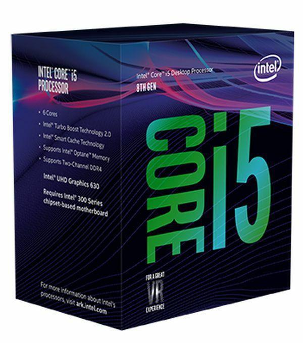 Intel Core i5-9600K 4.60 GHz Socket 1151