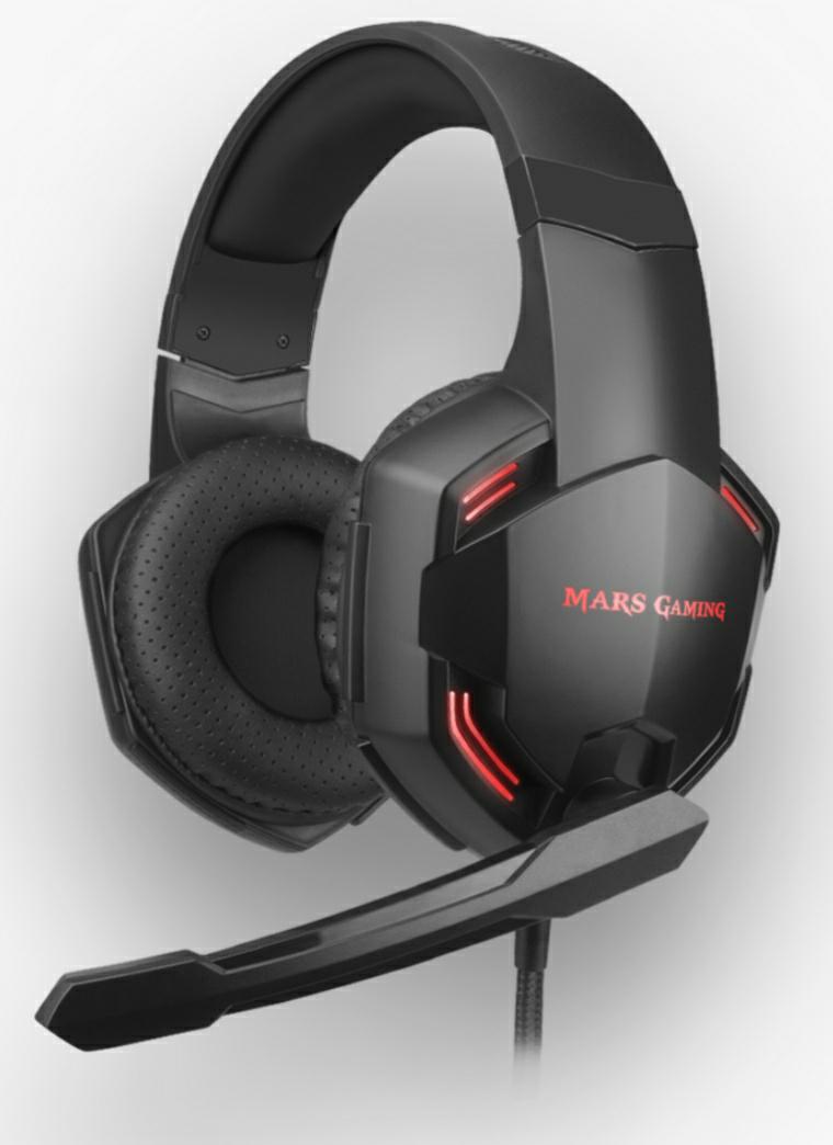 Buen precio de lanzamiento Cascos Mars Gaming MHX PRO 7.1