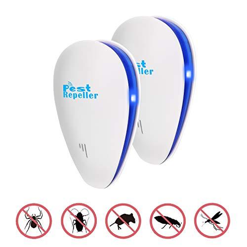 Repelente de Mosquitos, Ratones y Ratas