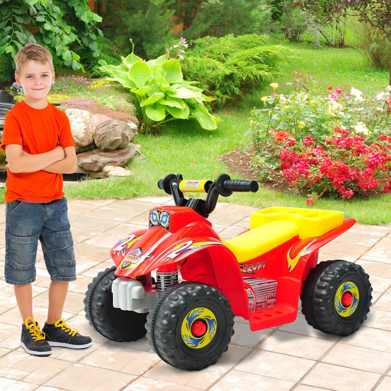 Quad Infantil de bateria tipo Coche Eléctrico - HomCom