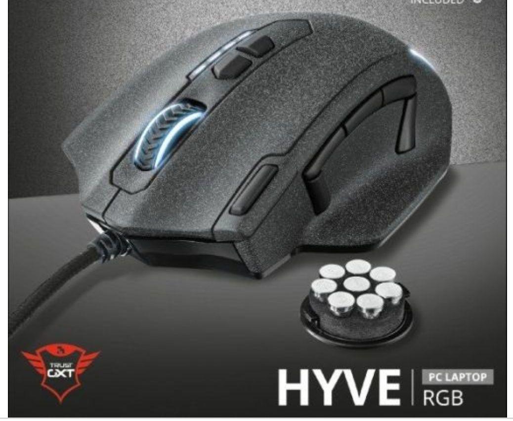 Raton Trust GXT 4155 Hyve