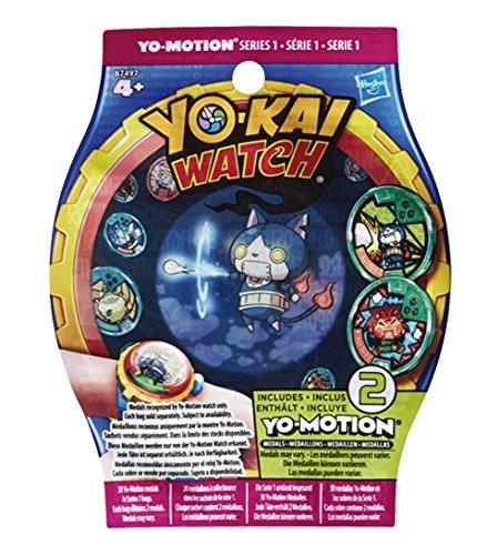 Yokai Watch - Sobres sorpresa con Yo-Motion [PRODUCTO PLUS]