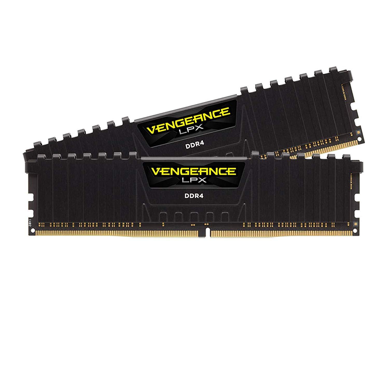 Corsair Vengeance LPX (16GB, 2x8GB, DDR4, 3600 MHz)