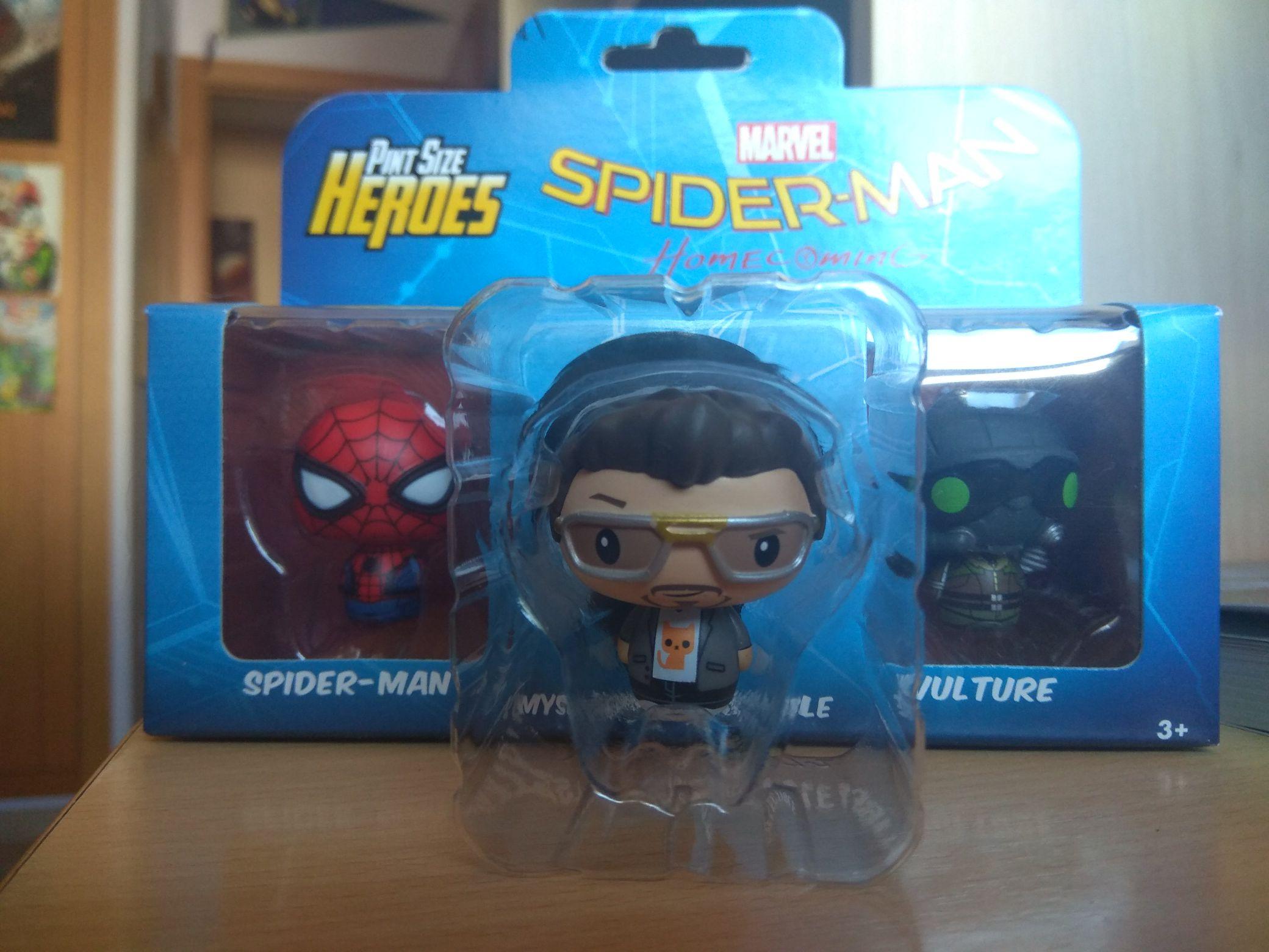Pack 3 Funko Dorbz - Spiderman y Vulture