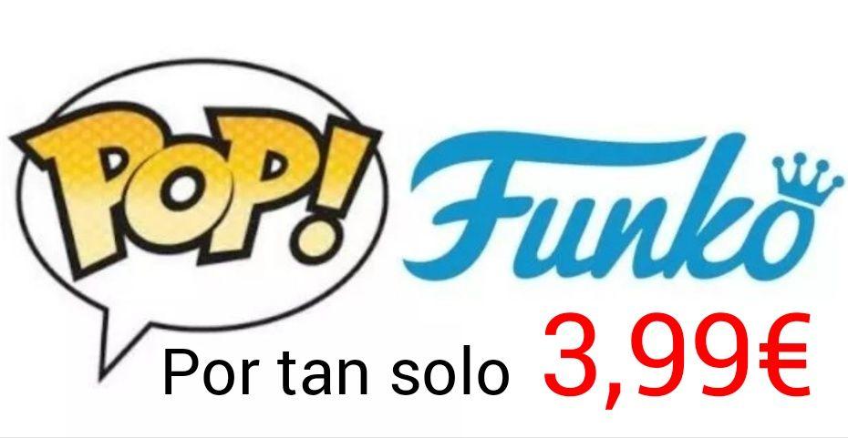 Funkos por menos de 4€
