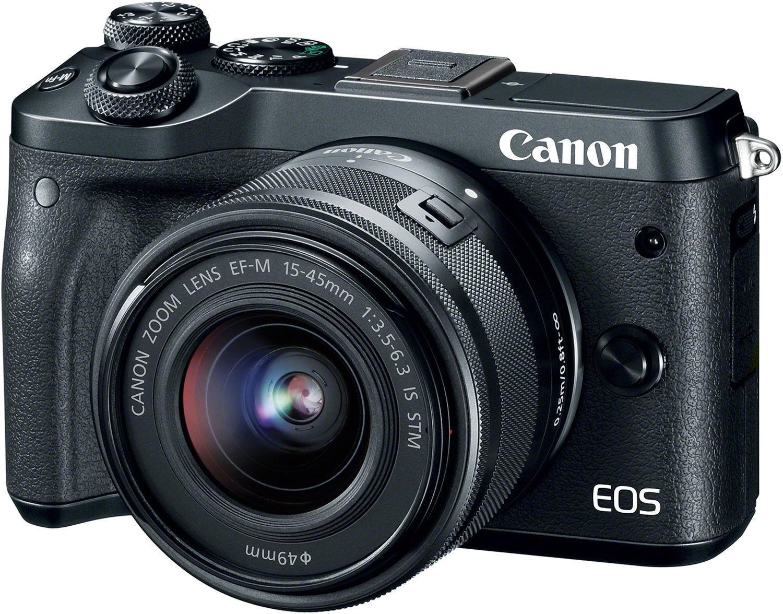 Canon EOS M6 cámara EVIL solo 479€