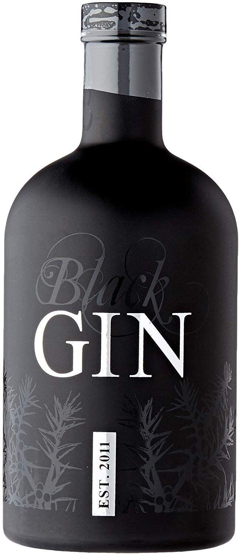 Ginebra Gansloser Black - 700 ml.