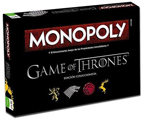 Monopoly Español Juego de Tronos solo 24.9€