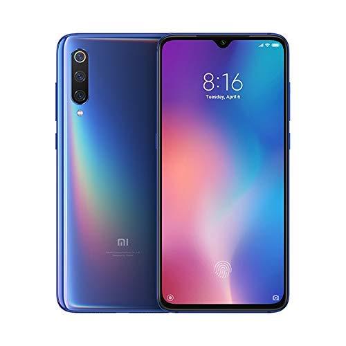 Xiaomi Mi 9 6/64 GB (Azul, Lavanda y Negro)
