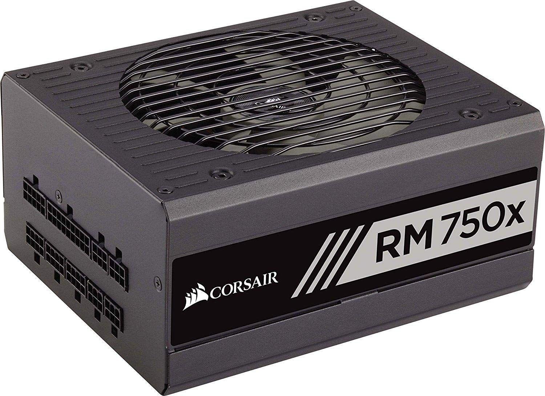 Fuente alimentación corsair RM750x