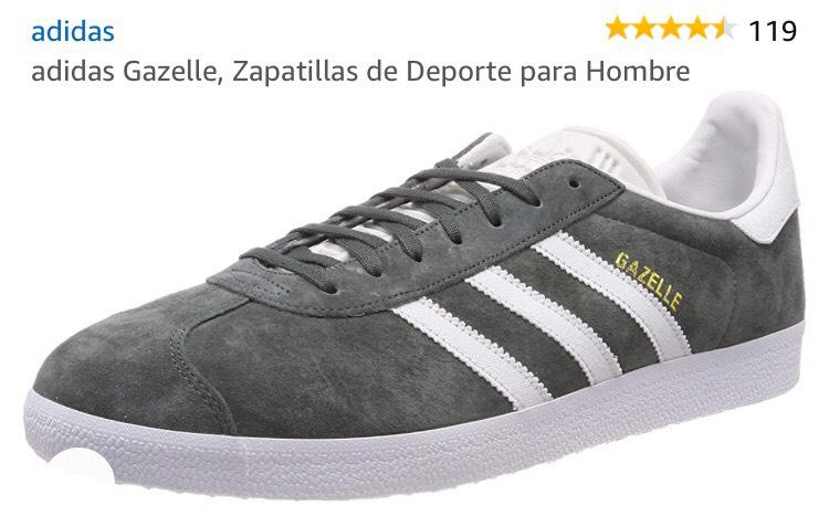 Rebaja enorme en las Adidas Gazelle (66%) Talla 42