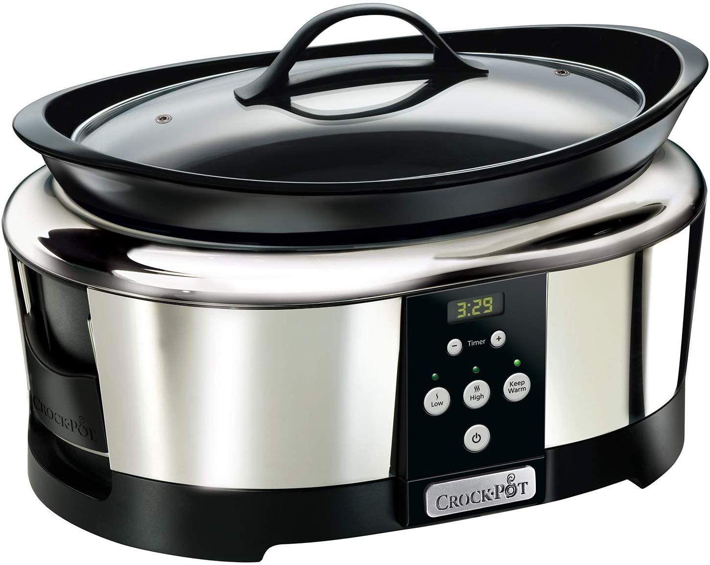 Crock-Pot SCCPBPP605 - Olla de cocción lenta