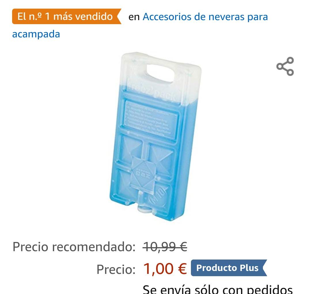 Bloque hielo campingaz (Plus) Sólo 1€