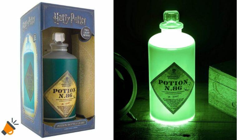 Harry Potter LAMPARA de pociones
