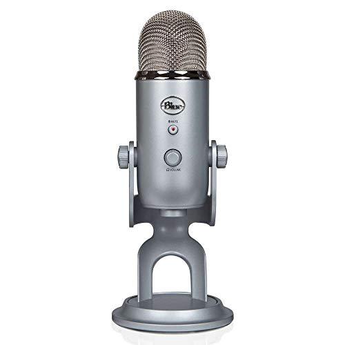Blue Microphones Yeti - Micrófono USB