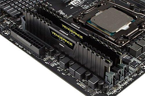 Corsair Vengeance LPX - 32 GB (2 x 16 GB, DDR4, 2400 MHz, C16) Color Negro