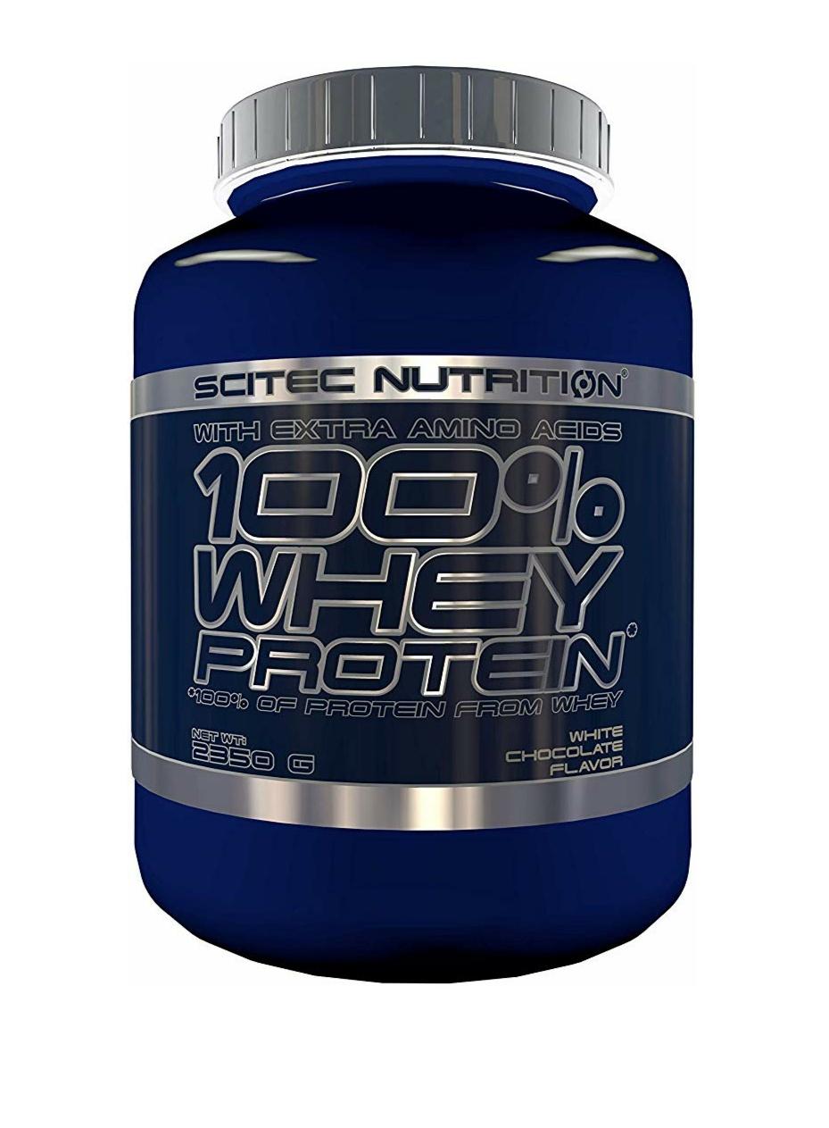 Scitec Nutrition Whey Protein Proteína Chocolate Blanco - 2350 g