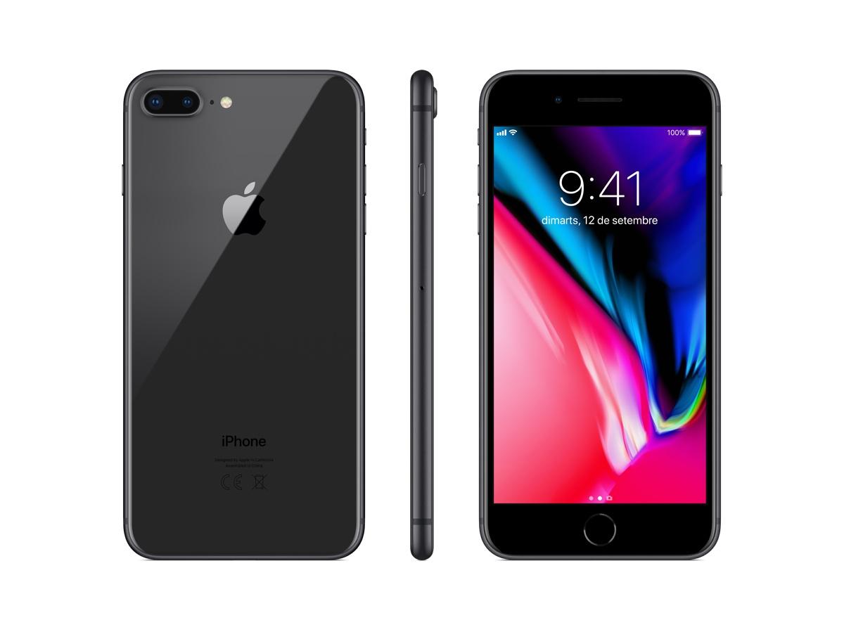 iPhone 8 Plus Apple solo 779€ (desde España)