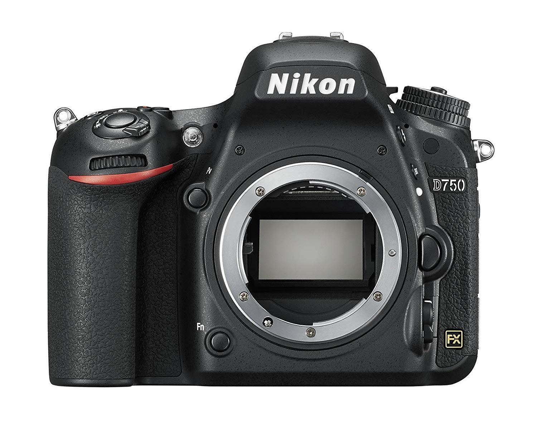 Nikon D750 (VERSION NIKONISTAS)