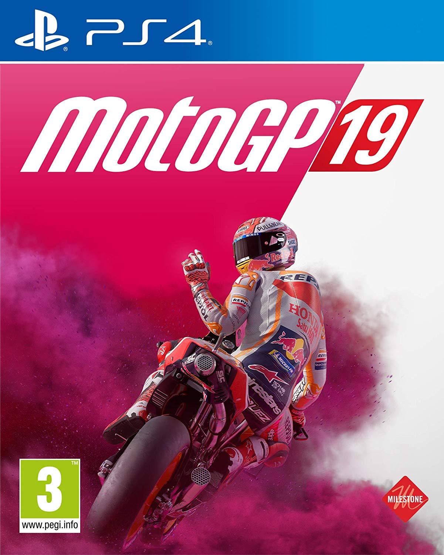 Moto GP19 Playstation 4 y Xbox One