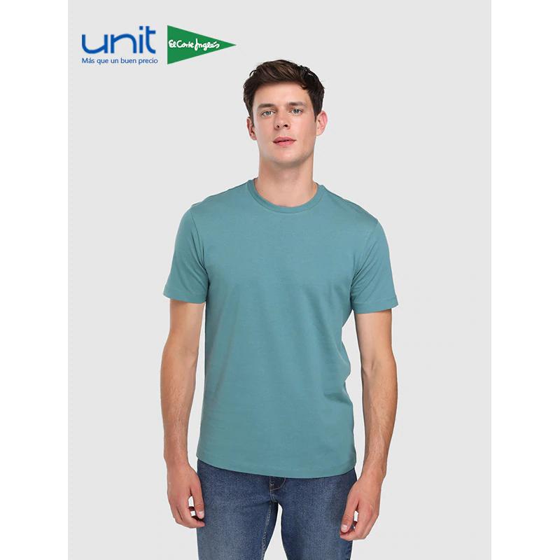 Camiseta Algodón Básica para Hombre