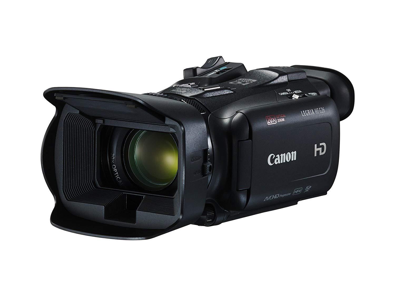 Canon LEGRIA HF G26 - Videocámara de 3.09 MP (Full HD 1080, CMOS HD..