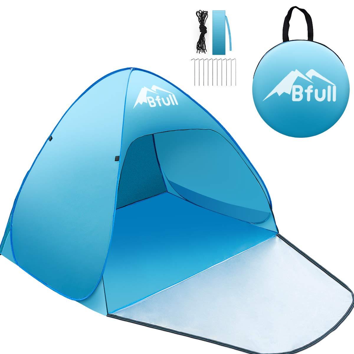 Bfull Tienda de Campaña, Pop Up Tienda Para Playa Y Refugio de Sol Para 1 o 2 Personas