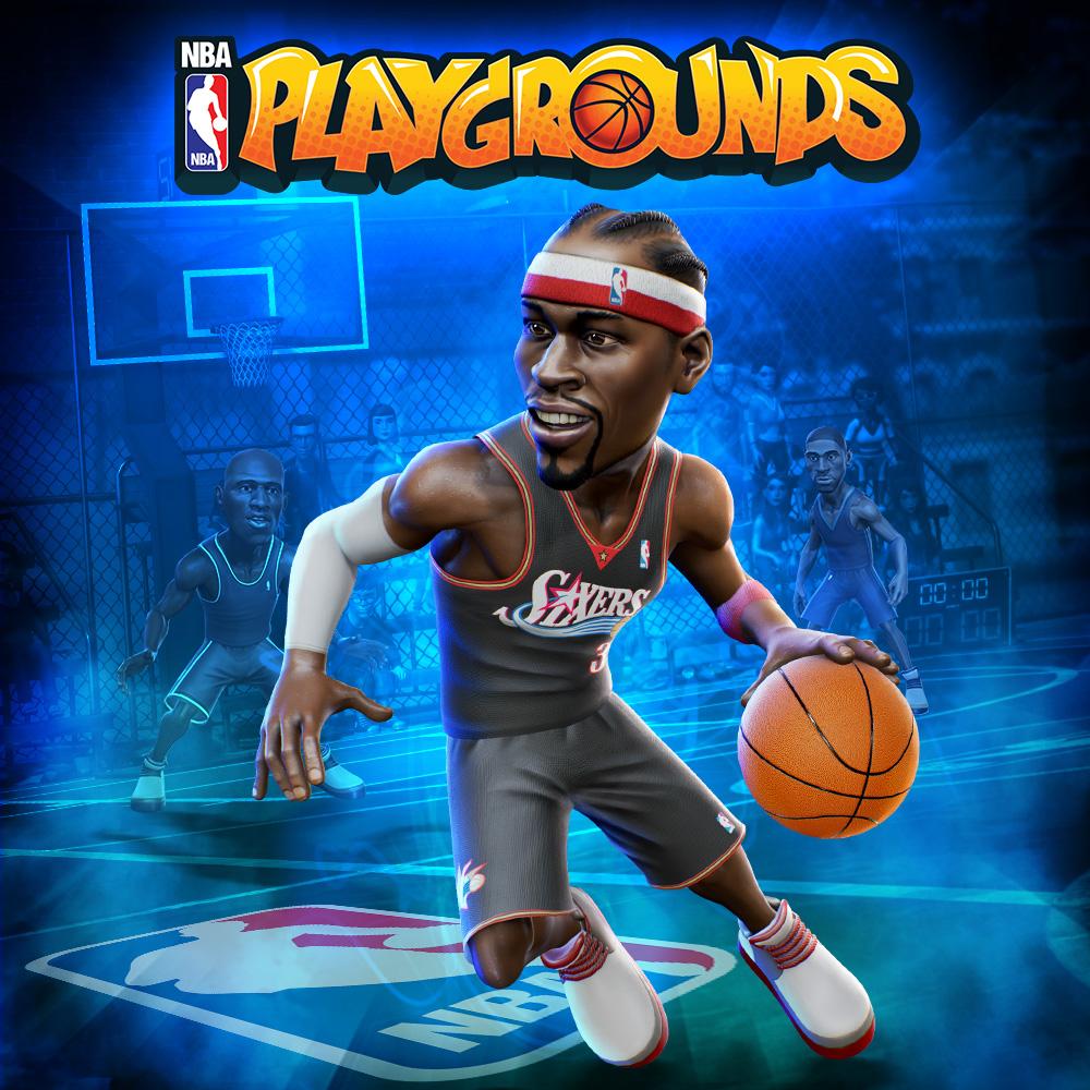 NINTENDO SWITCH: NBA Playgrounds - Enhanced Edition (descarga digital)