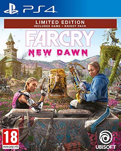 Far cry new dawh ps4