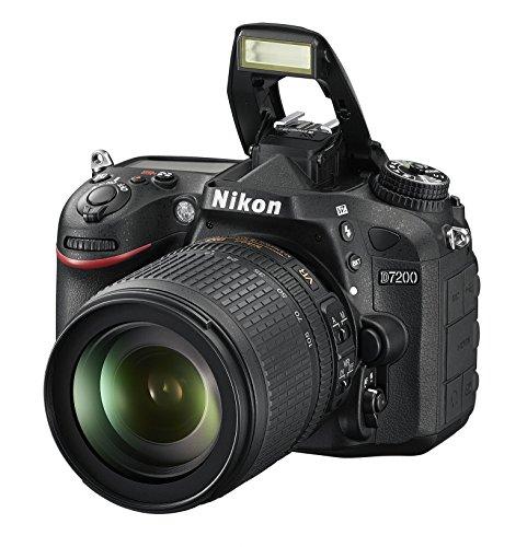 Nikon D7200 - Cámara réflex Digital de 24.2 MP
