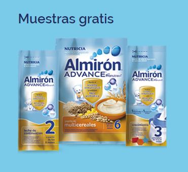 Muestra GRATIS leche de continuación ALMIRÓN Advance