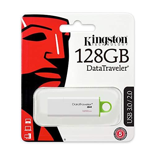Kingston Memoria Usb 128 Gb 3.0