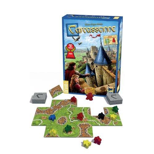 Juego de Mesa Carcassonne Nueva edición Devir